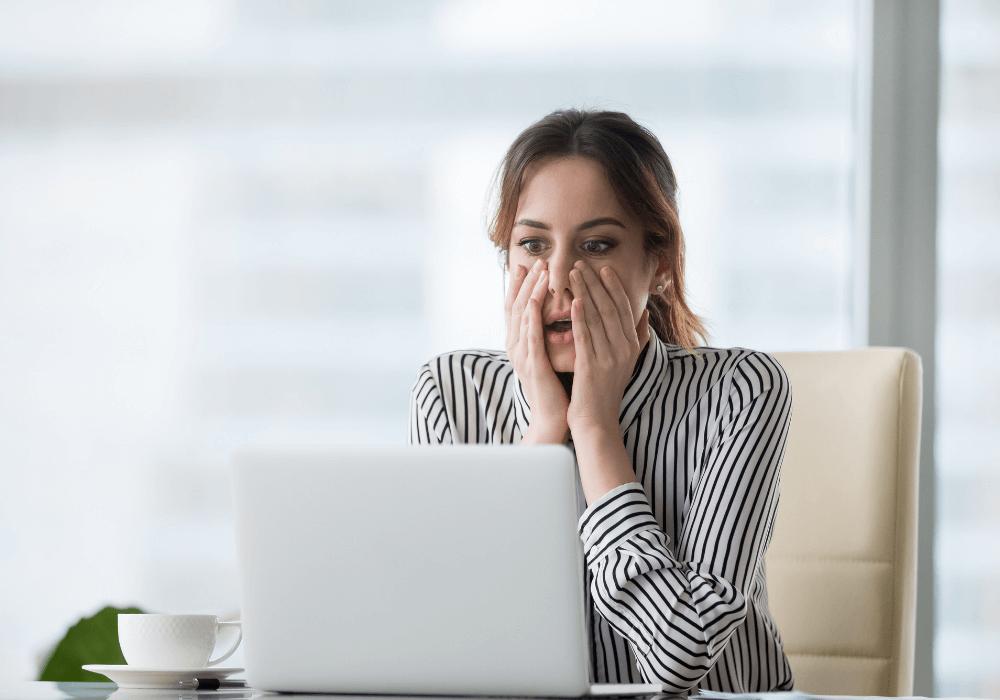 Errores al solicitar préstamos de dinero